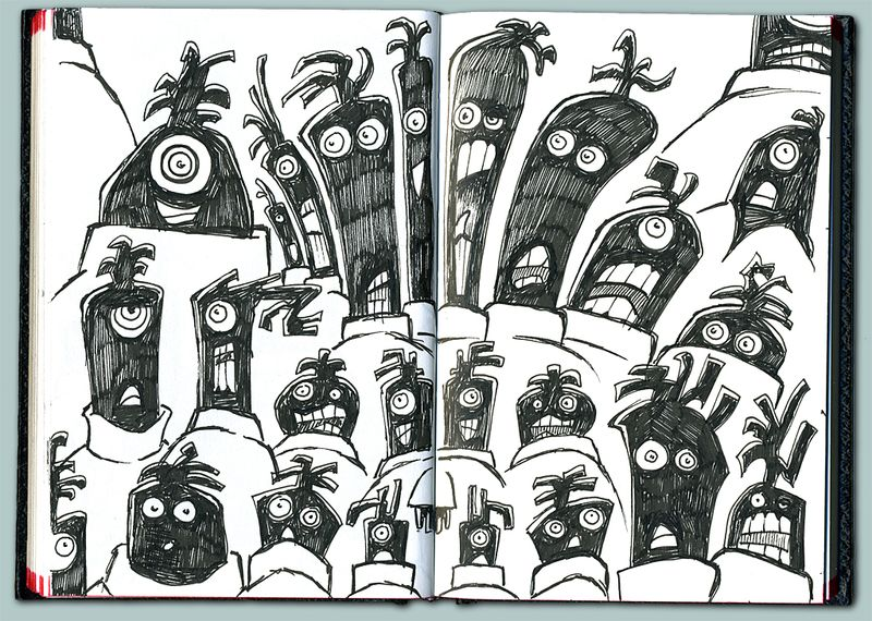 Monster-sketches-02-2010-07-17